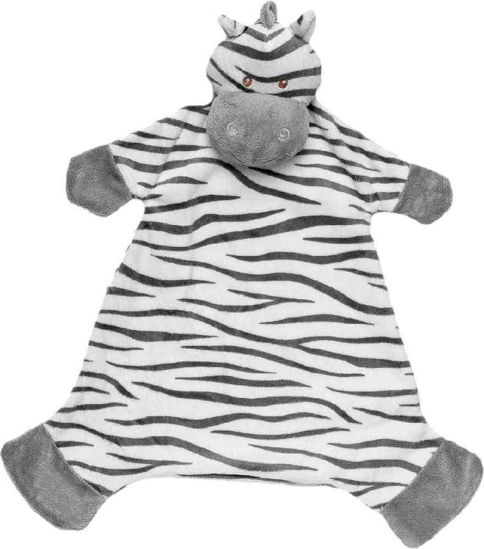 JUNGLE FRIEND Zooma zebra (41 cm) muchláček Suki Gifts