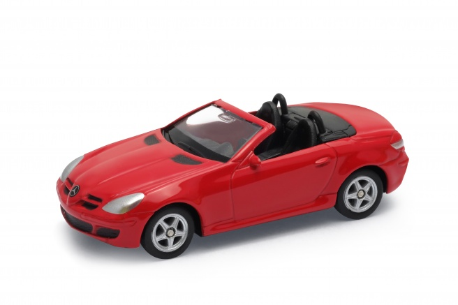 Welly - Mercedes-Benz SLK 350 convertible model 1:60